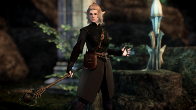 Ryder's Dragonfly Robes - SSE CBBE