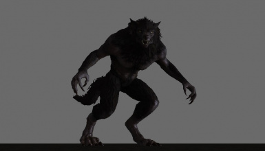 Wicked Werewolves enhances head, neck and limbs for a much improved appearance!