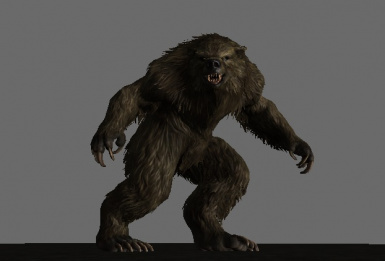 Wicked Werebears included!