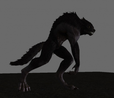 The Werewolf you always wanted from Hircine!