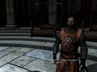 Rigmor of Cyrodiil - Counties Armors Replacer SE