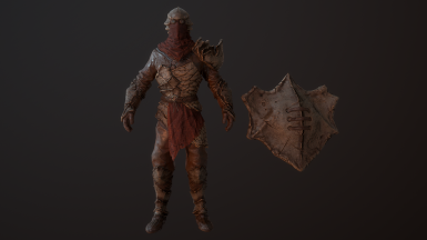 Remiros' Chitin Armor HD