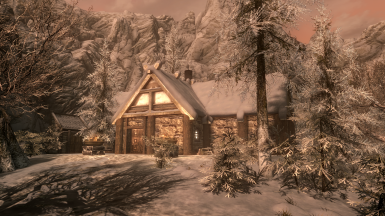 Fimbulvetr Retreat - Player Home Mod for SSE
