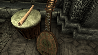 4K Witcher Lute