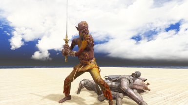 Playable Corprus Victim Race - Add-On To Mihail's Mod and SirCumference64's Mod (SSE)