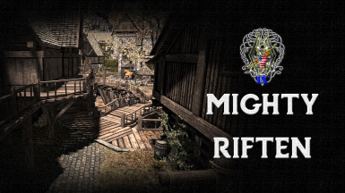 Mighty Riften - A Texture Replacer