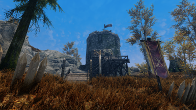Skyrim Realistic Conquering for Fort Takeovers - Rift Watchtower