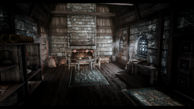 Rustic Version - Interior (Without Enhancer)