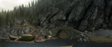 DynDOLOD Solitude Bridge