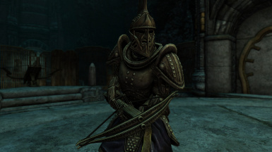 CC's HD Dwemer Weapons and Armor