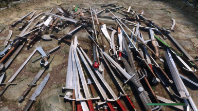 Skyrim Weapons Expansion