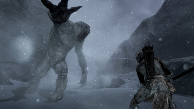 The giant beasts of Skyrim