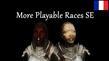 More Playable Races SE French