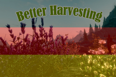 Better Harvesting - German