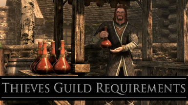 Thieves Guild Requirements SE