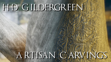 ElSopa - Carved Gildergreen HD