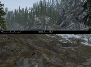 Hd Lods Textures Se At Skyrim Special Edition Nexus Mods And Community