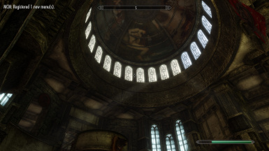 Solitude Dome Paintings Alternate Textures