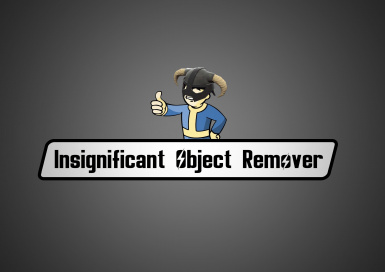 Insignificant Object Remover