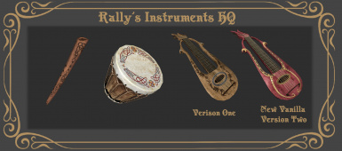 Rally's Instruments
