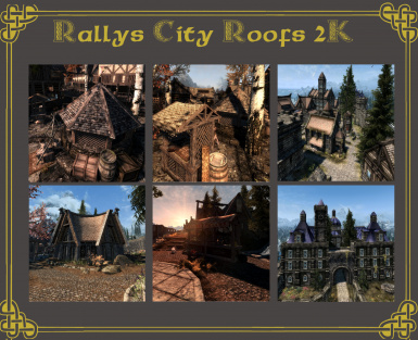 Rally's City Roofs