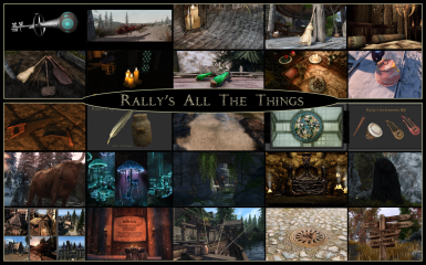 Rally's All The Things
