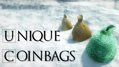 ElSopa - Unique Coin Bags HD SE