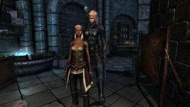 Thank you from Mjoll and the new Archmage