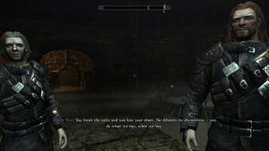 I only now realized that Brynjolf is a Nord