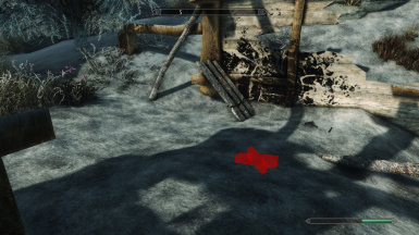Finding Helgi Before 1 (yes, the Marker shows in-game :P)