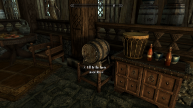 Working Mead Barrel