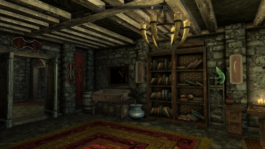 Snazzy Furniture and Clutter Overhaul