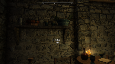 Restore The Table In The Sleeping Quarter When Using ELFX