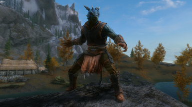 Feral - Claw Unarmed Attacks for Beast Races - Vampires - Werewolves