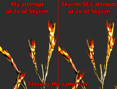 Skyrim Special Edition Upscaled Textures (SSEUT)