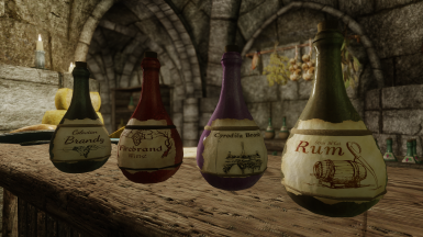 Better Wine Labels - Vanilla and Legacy of the Dragonborn