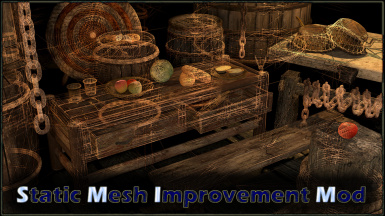 Static Mesh Improvement Mod - SMIM - German Translation