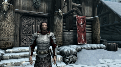 The Steel Imperial Armor from the No CC Version