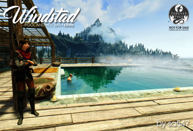 Windstad Pool and Hot Bath EX for SSE