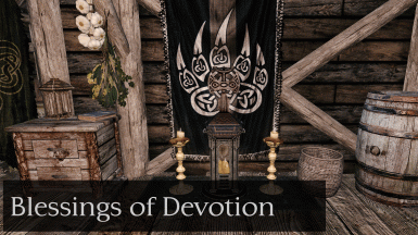 Blessings of Devotion - ESL Flagged