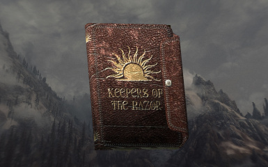 Journal - Keepers of the Razor