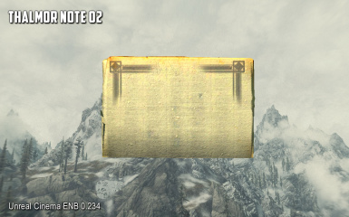 Note - Thalmor 02