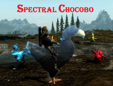 Spectral Chocobo