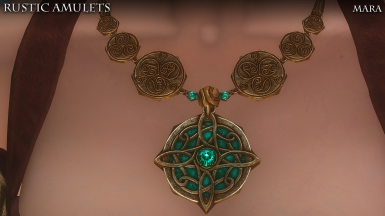 RUSTIC AMULETS - Special Edition