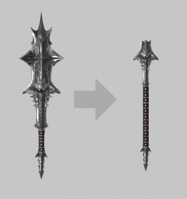 The Mace of Molag Bal