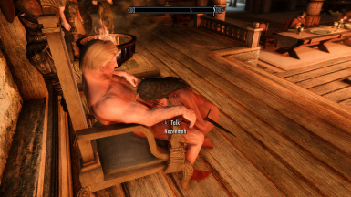 About to get stuffed in the backside by the jarl.