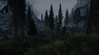 7 pm, the sun has set (with ENB)