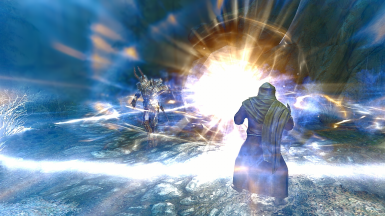 Grand Healing Orb- Mihail Powers and Spells (MIHAIL SSE PORT)