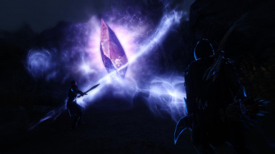 Soul Cairn Drainlife Crystal - Mihail Powers and Spells (MIHAIL SSE PORT)
