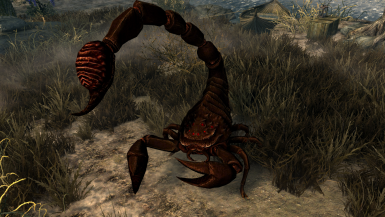 Giant Scorpions - Mihail Monsters and Animals (MIHAIL SSE PORT)